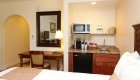 Oceanside Room with Desk Area and Wet Bar