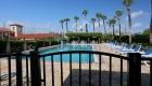 Pool Side Balcony View