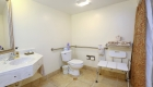 Garden View Handicap Accessible Room Bathroom