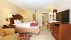 Garden View King Suite Bedroom