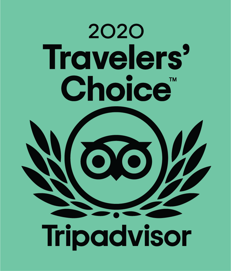 Travelers Choice Award 2020 La Fiesta
