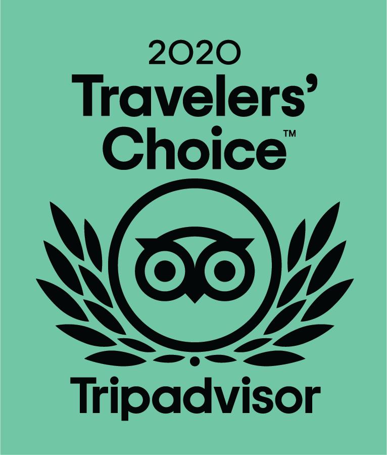 Travelers Choice Award 2020 La Fiesta