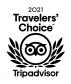 Trip Advisor Travelers Choice Award 2021